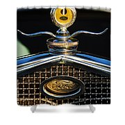Ford Motometer Shower Curtain
