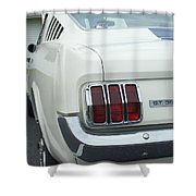 Ford Mustang Gt 350 Shower Curtain
