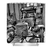 Ford Parts Shower Curtain