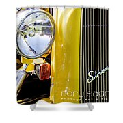 Ford Roadster - 1932 Shower Curtain