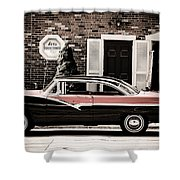 Ford Ventura 2 Shower Curtain