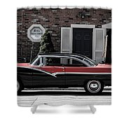 Ford Ventura Shower Curtain