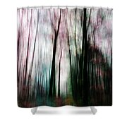 Forest Of Imagination Shower Curtain