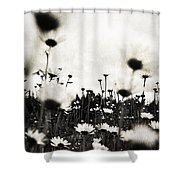 Forever Field  Shower Curtain