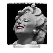Forever Marilyn Shower Curtain