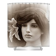 Forever Young Two Shower Curtain