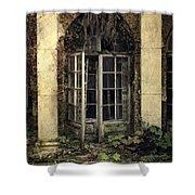 Forgotten Chamber Shower Curtain