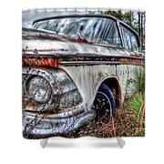 Forgotten Edsel Shower Curtain