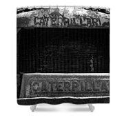 Forgotten Equipment  Shower Curtain