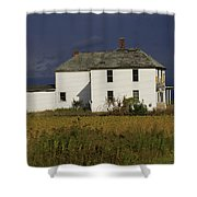 Forgotten Farm House Shower Curtain