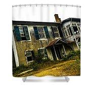 Forgotten House IIi Shower Curtain