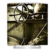 Forgotten Machine 4710 Shower Curtain