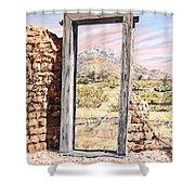 Forgotten Passage Shower Curtain