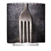 Fork Still Life Shower Curtain