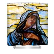 Forlorn Mary Shower Curtain