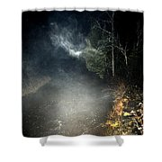 Form Follows Thought Shower Curtain