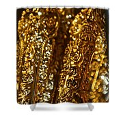 Formal Dining Shower Curtain