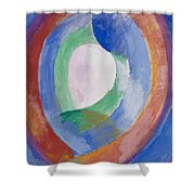 Formes Circulaires Shower Curtain