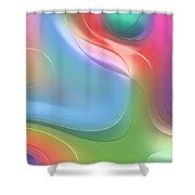 Formes Lascive - 5469 Shower Curtain