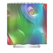 Formes Lascives - 210 Shower Curtain