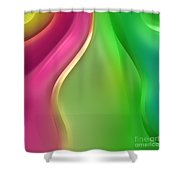 Formes Lascives - 432 Shower Curtain