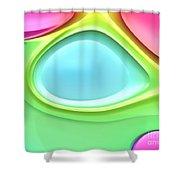 Formes Lascives - 667c Shower Curtain