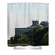 Fort Monroe Shower Curtain