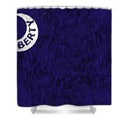 Fort Moultrie Flag Shower Curtain