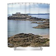 Fort National Shower Curtain