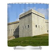Fort Trumbull Shower Curtain