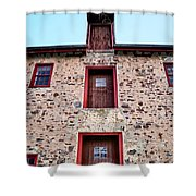 Fort Washington - Mather Mill Shower Curtain