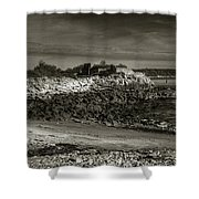 Fort Williams Shower Curtain