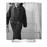 Forthside Habits  Shower Curtain