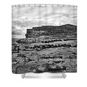 Fortress Aran Islands Shower Curtain