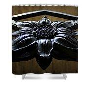 Forum Floral Shower Curtain