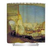 Forum Romanum Shower Curtain