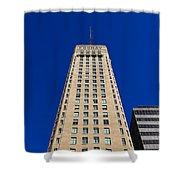 Foshay Tower Shower Curtain