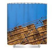 Foundation - Featured 2 Shower Curtain