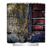 Foundation Number Fifteen  Shower Curtain