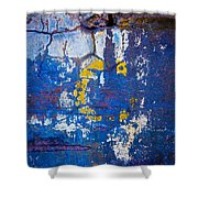 Foundation Number Twelve  Shower Curtain by Bob Orsillo