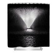 Fount @ Venezia 2 Shower Curtain
