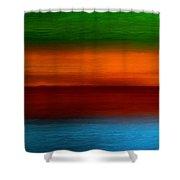 Four Seasons Magic Shower Curtain