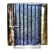 Fourt Moultrie Door Shower Curtain
