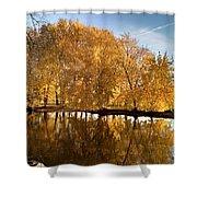 Fox River-jp2418 Shower Curtain