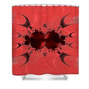 Fractal 003 Shower Curtain