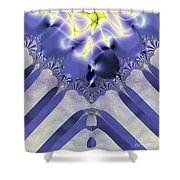 Fractal 006 Shower Curtain