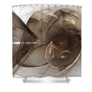 Fractal 070 Shower Curtain