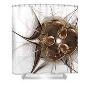 Fractal 071 Shower Curtain