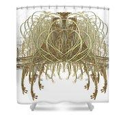Fractal 082 Shower Curtain