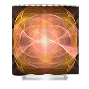 Fractal 094 Shower Curtain
